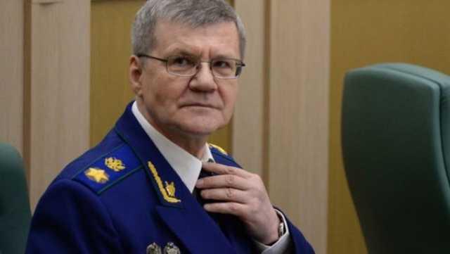 Юрий Чайка обвинил в пожаре «Зимней вишни» пожарный надзор